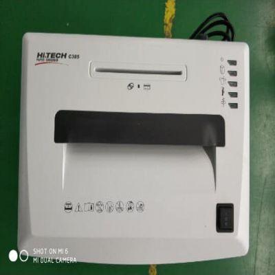 Máy hủy giấy Hi-Tech C385