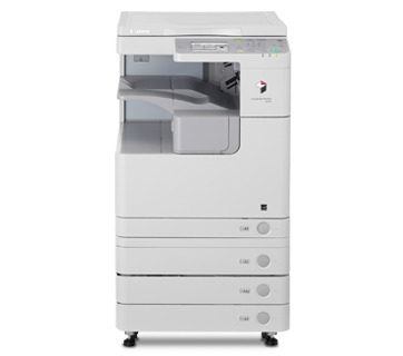 Máy photocopy canon ir 2530W (copy/in mạng/duplex/scan màu/tiếng Việt)