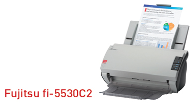 Máy quét Fujitsu FI-5530C2 (KHỔ A3)