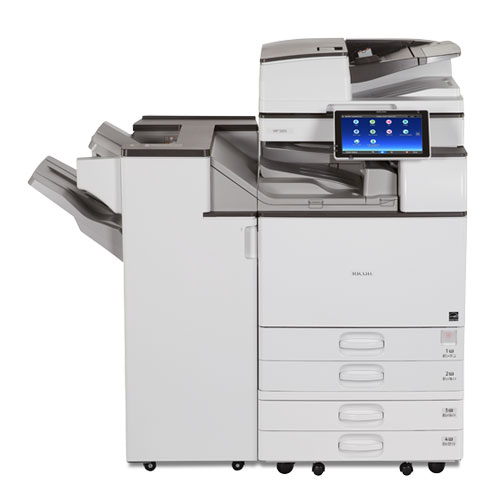Máy photocopy Ricoh Aficio MP 3555SP new 2017