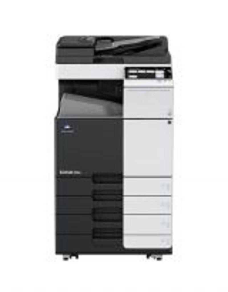 Máy photo-in-quét đen trắng Bizhub 367