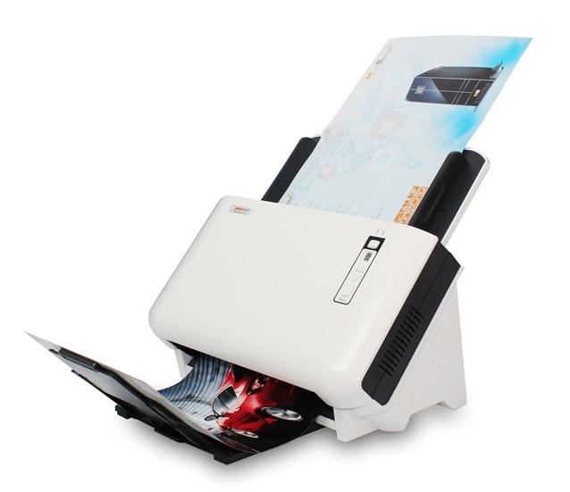 Máy quét 2 mặt tự động ADF khổ A3 Plustek Smart Office SN8016U