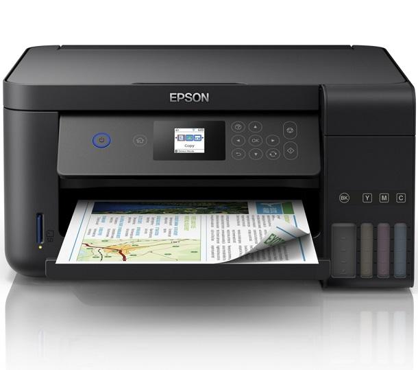 Máy in phun màu đa chức năng không dây EPSON L4160