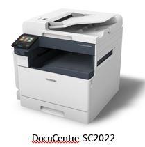 DocuCentre SC2022 vận hành đơn giản, trải nghiệm vượt bậc